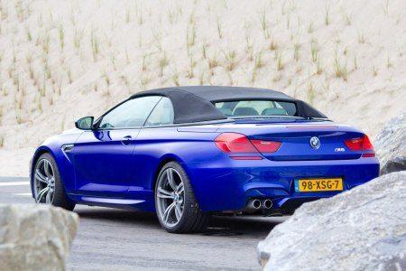 BMW M6 Cabriolet F12