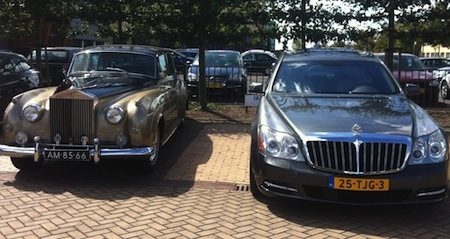 Rolls vs Maybach kiesmaarrr