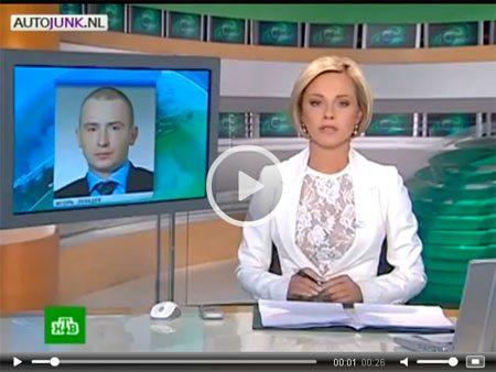 Rusland. Het land van crashes en nieuwslezeressen met gevoel voor mode