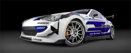 Scion FR-S Formula DRIFT Racing