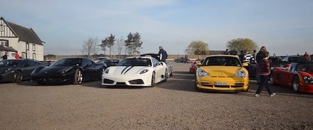 Secret Supercar Meet