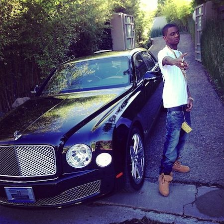 Top 10: Rappers showen superbolides op Instagram - Autoblog.nl