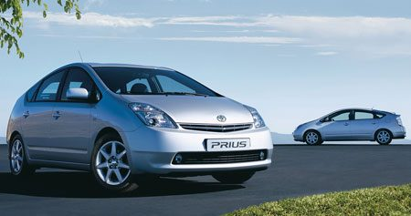 Prius is één van drie modellen die wordt teruggeroepen