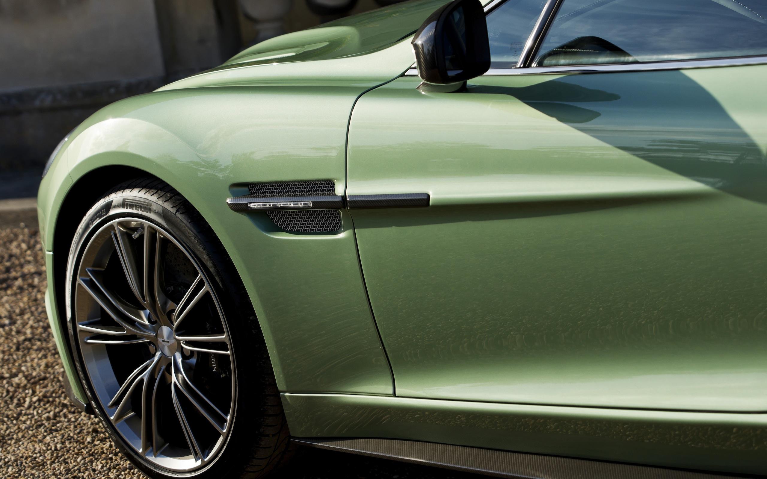 Aston Martin Heeft De Beste Auto Kleuren Wallpaper
