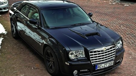 Badass Chrysler 300C