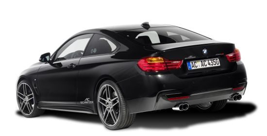 AC Schnitzer BMW 4 Serie Coupe ACS4