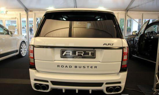 A.R.T. Road Buster Range Rover