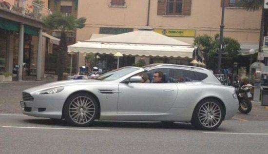Aston Martin DB9 Shooting Brake