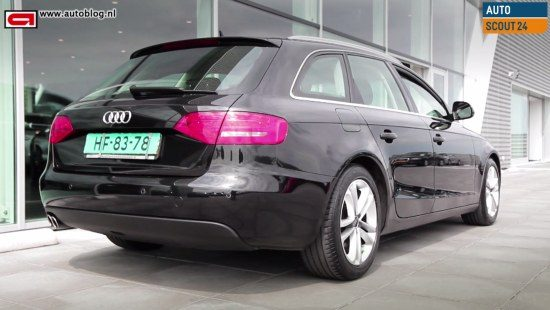 audi a4 avant occasion video. Black Bedroom Furniture Sets. Home Design Ideas