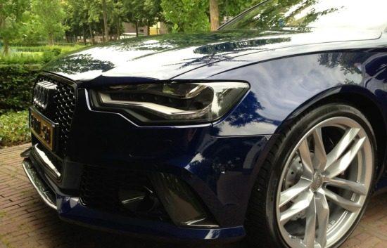 Audi RS6-neus