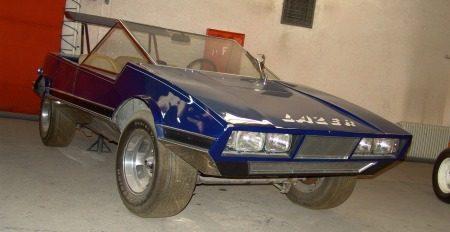 Auto van de Sjah