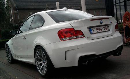 BMW 1M Coupé Robin Frijns