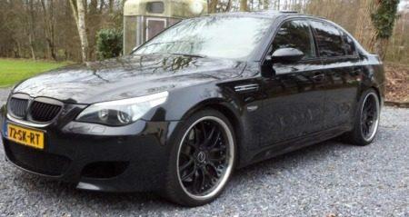 BMW M5 E60 te koop
