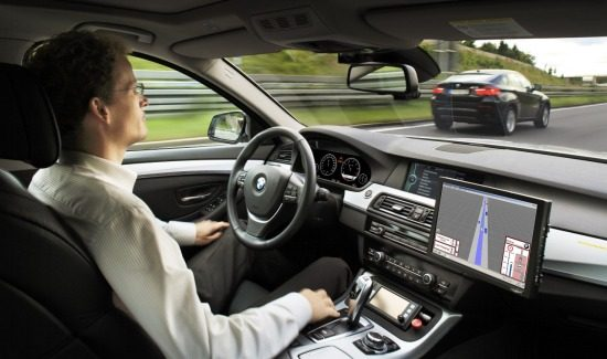 Autonome BMW 5 Serie