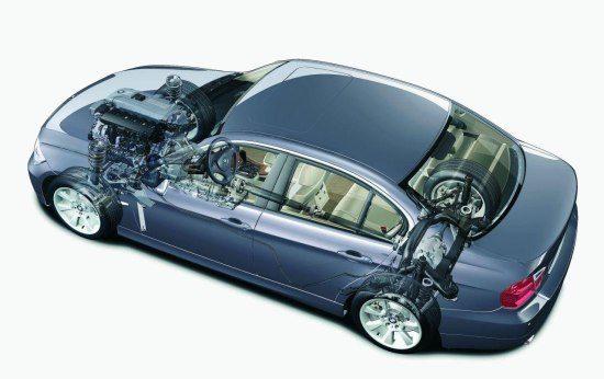 BMW 3-serie E90 occasion