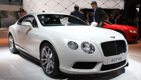 Bentley Continental GT V8 S @ IAA 2013