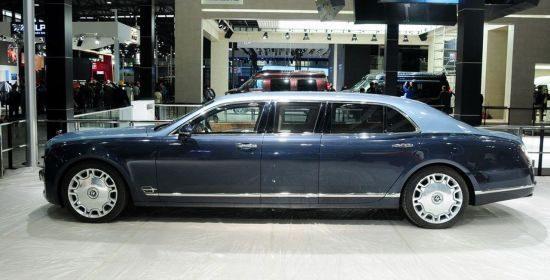 Bentley Mulsanne by Carat Duchatelet
