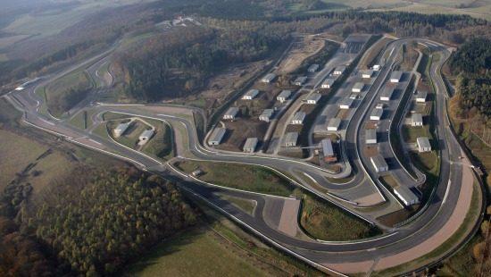 Bilster Berg luchtfoto