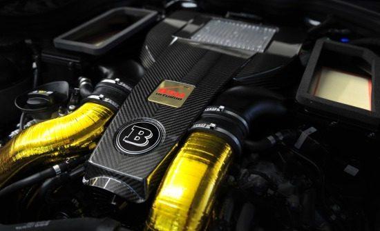 Dikke 5,5 liter V8