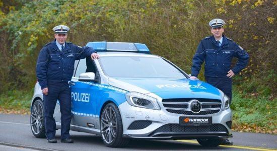 Brabus B25 Polizei