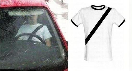 Chinees gordel t-shirt