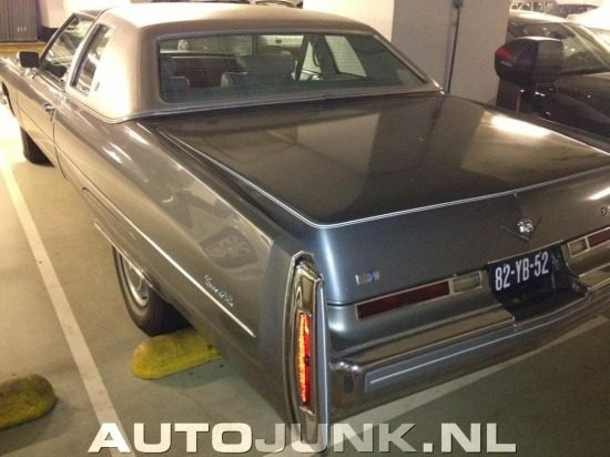 Grote Cadillac is groot