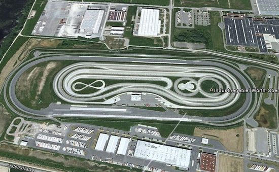 Chrysler test track chelsea #5