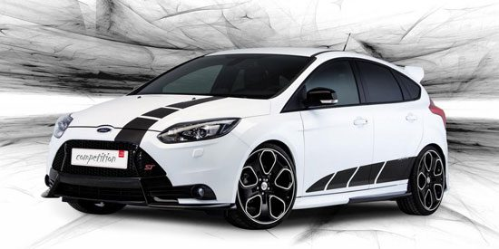 Ford Focus ST MS Design