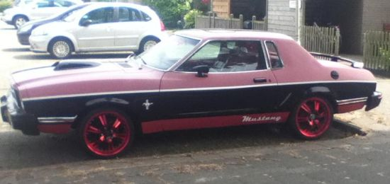 Ford Mustang 2e generatie