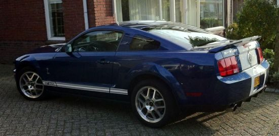 Ford Mustang 5e generatie