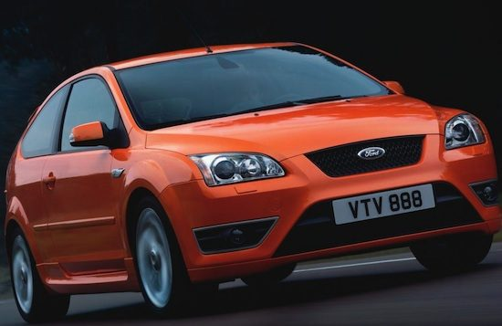 Ford Focus ST occasion