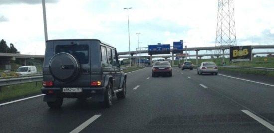 Willekeurig snelwegtafereel - Foto:autojunk.nl