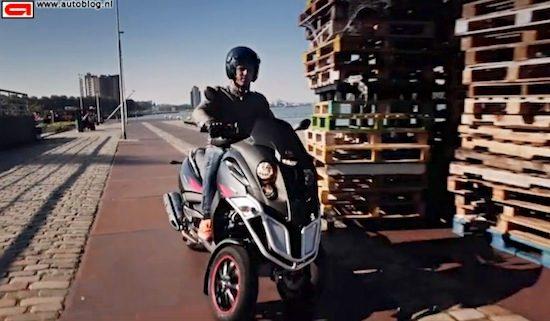 Autoblog video: Gilera Fuoco 500 LT