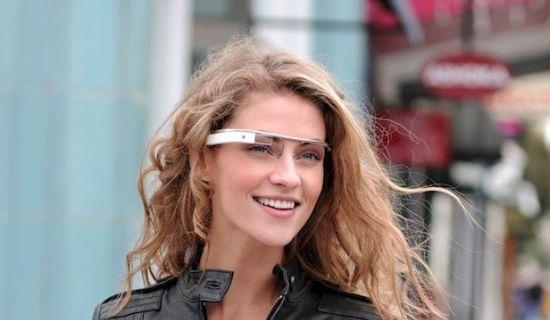 Google Glass en Mercedes