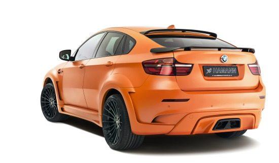 Orange sjchwag - Hamann X6 Tycoon II M