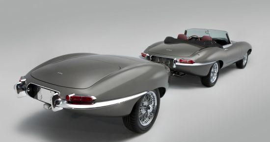 Jaguar E-Type by Classic Motor Cars