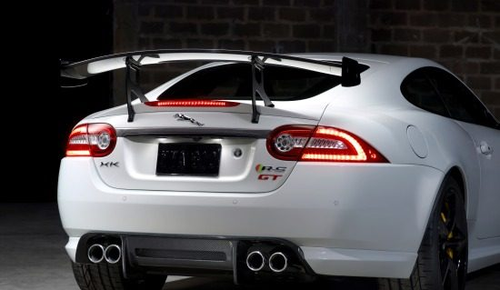 Jag XKR-S GT