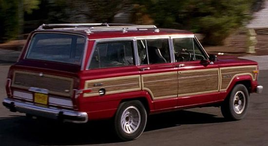 Jeep Grand Wagoneer Breaking Bad