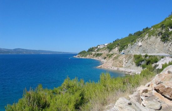 Dalmatische kustweg