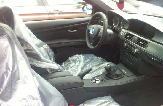 Laatste BMW M3 Coupé (E92)