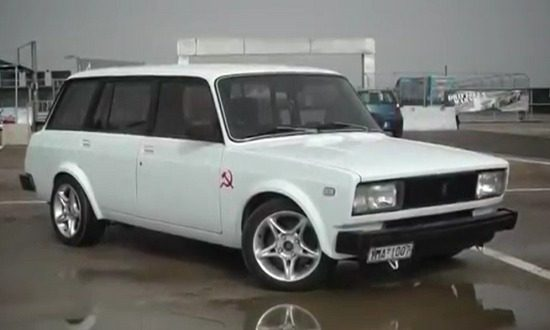In Soviet Russia, Lada owns you!