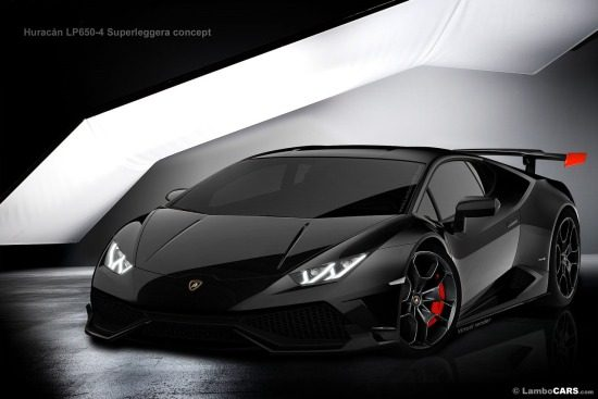 Huracan Superlegera