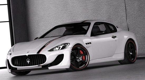 Maserati MC Stradale Demonoxious