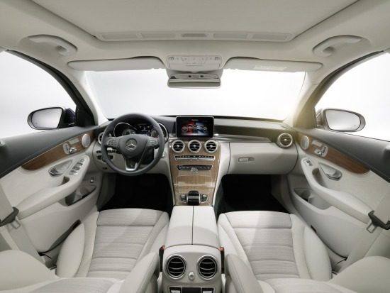 Beautiful Interieur Mercedes C Klasse Contemporary - Huis ...