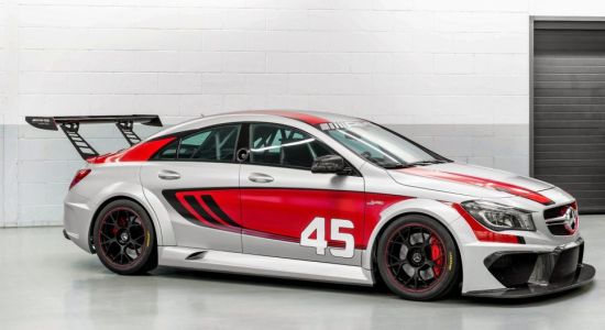 Mercedes CLA45 AMG Racing Series concept
