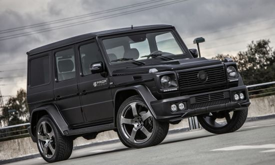Prior-Design Mercedes G-Klasse Widebody