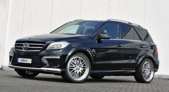 VÄTH Mercedes ML63 AMG V63RS