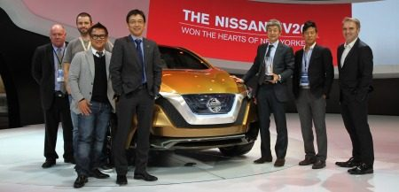 Nissan Resonance Concept