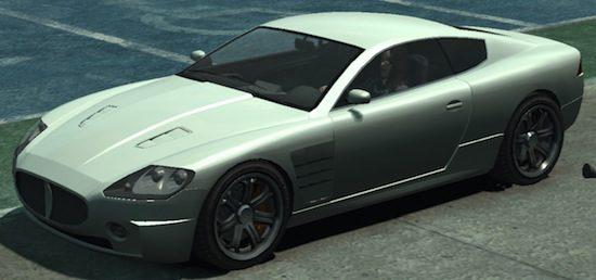 Ocelot F620 - GTA V