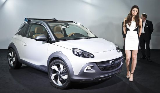 opel adam rocks gooi dat dak maar open. Black Bedroom Furniture Sets. Home Design Ideas